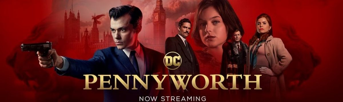 seriál Pennyworth
